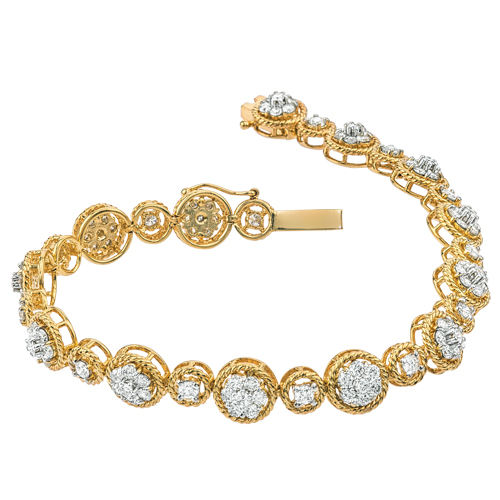 Bracelets DA Gold ProductsDA Gold Products